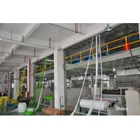 Wholesale Spunbonded Non Woven Fabric Production Line of Single-S from china suppliers