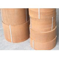 Wholesale Wire Reinforced Non Asbestos Woven Brake Lining For Mooring Winch Anchor Windlass from china suppliers