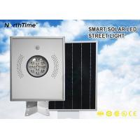Wholesale High Competitive Outdoor IP65 Waterproof All In One Solar Street Light LED from china suppliers