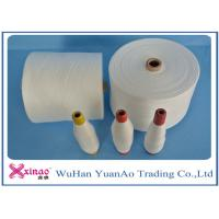Wholesale Colored Top Dyed Polyester Yarn /  Spun Polyester Sewing yarn Eco-Friendly from china suppliers
