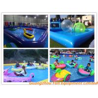Round Inflatable Water Walking Ball Pool With Detachable