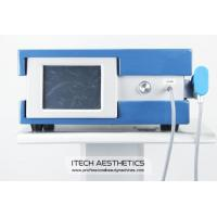 Wholesale Extracorporeal Shockwave Therapy Machine For Plantar Fasciitis / Achilles Tendonitis from china suppliers