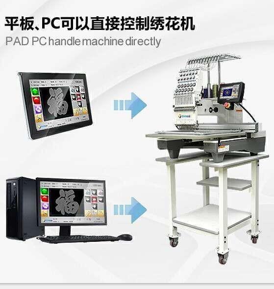 machine for monogramming