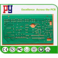 Wholesale Immersion Gold Copper Clad Single Sided Printed Circuit Board For Controller Custom from china suppliers
