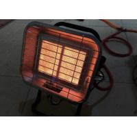 China Piezo Igniter Infrared Gas Heaters , Flameout Protection Small Infrared Space Heater on sale