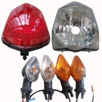 Wholesale Titan 150 Motorcycle Led Running Lights , Motorcycle Led Turn Signals For Brazil Motorbike from china suppliers