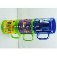 Wholesale Eco-friendly Custom soft pvc 3D embossed rubber mug for children from china suppliers