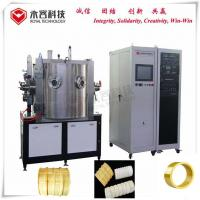 China Ceramic Ring Titanium Nitride Coating Equipment, Thermal Heat Resistance thick film Deposition on sale