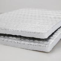 Wholesale Anti Glare XPE Foam Foil Bubble xpe wall roof heat isolation material Wrap Insulation High Efficiency Performance from china suppliers