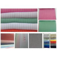 Wholesale Anti Static ESD Fabric Twill 98 Polyester 2% Conductive Fiber For Work Wear from china suppliers