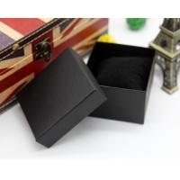 Buy cheap wholesale custom printed rigid cardboard gift box for jewelry watch box top and from wholesalers