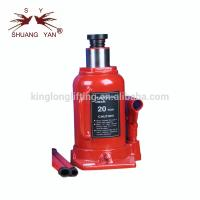 Wholesale Hydraulic Bottle Car Jack , Aluminum Racing Jack Portable Red Color from china suppliers