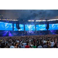 High Brightness Stage P10 Full Color LED Display Video Wall Curtain Led Screen