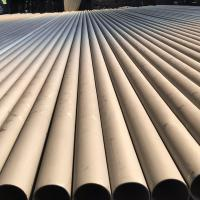 Wholesale Super Duplex Stainless Steel Pipe F53 / 2507 UNS S32750 DIN 1.4410 from china suppliers