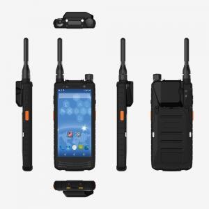 Wholesale 6000mAh Quick Reaction Handheld RFID Reader DMR Intercom Rfid Barcode Reader from china suppliers