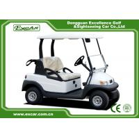 Wholesale CE Approved Club Car Golf Cars / Aluminum Chassis  2 Seater Electric Ca from china suppliers