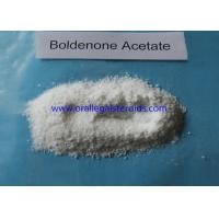 Buy cheap Boldenone Acetate Boldenone Steroid White Crystalline Powder Adds Lean Bulk from wholesalers