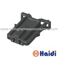 Original Pa66 Gf30 Connector Dtp04 2p Black Sealed For