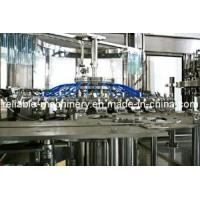 Wholesale 5~10L Reliable Machinery Automatic 3in1 Water Filling Production Line (CGFA) from china suppliers