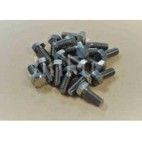Wholesale Corrosion Resistant Titanium Hex Screws , M5 Titanium Bicycle Bolts from china suppliers