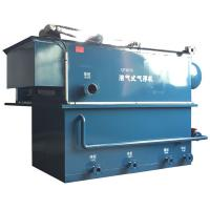 China DAF Tank Industry Water Treatment Sewage Treatment Unit For Landscape Sedimentation on sale