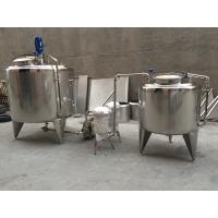 Wholesale Liquid Soap Making Machine, Liquid Soap Production Line, Liquid Laundry Soap Mixing Tank from china suppliers