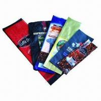 Buy cheap Coffee Bean Packaging Bag, Standup Pouch with One Way Air Valve from wholesalers