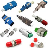 China CATV Fiber Optic Accessories Accurate Attenuation Fiber Optic Attenuator on sale