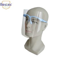 Wholesale Protective Transparent Safety OEM ODM PPE Face Shields from china suppliers
