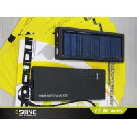 Wholesale Colorful Slim Patent Design OEM/ODM Solar Power Bank 2500 mAh-3500mAh with LED Light from china suppliers
