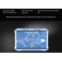 Wholesale 10 Inch Display Rugged Tablets PC Octa Core 1.8G Qualcomm Dragon 625 CPU Android 7.0 OS from china suppliers