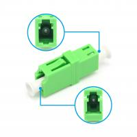 Wholesale High Speed Enterprise Servers Lc To Lc Connector Single Mode Plastic Adapter from china suppliers