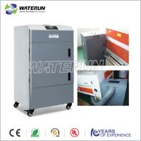 China 5000m³ / h Systemic Flow Portable Fume Extractor With Six - Layer Filters on sale