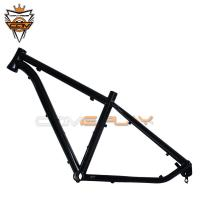 Wholesale Alloy Titanium MTB Frame Thru Axle 142mm Hub Space BB68 PVD Black Edition from china suppliers