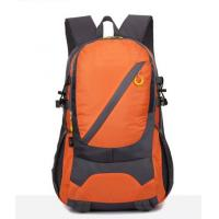 Wholesale Backpack with 420D diamond polyester fabric , suitable for traveling,camping,hiking from china suppliers