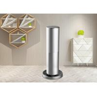 Wholesale Desktop Home Electric Air Freshener Dispenser In Silver / Black Aluminum Alloy Material from china suppliers