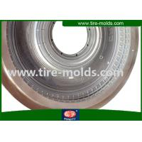 Wholesale EDM CNC Machining Truck Tire Mold Forklift Solid Tire Mold Hot Rolled Steel from china suppliers