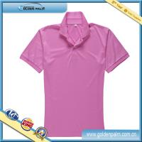 Newly arrived custom cotton polyester dri fit polo shirt for Custom polyester polo shirts
