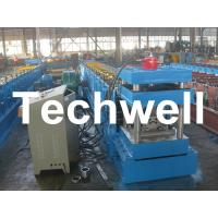 Wholesale 16 Steps Forming Station Sigma Section Roll Forming Machine With CE TW-SG100 from china suppliers