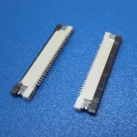 Wholesale fpc connectors 0.5mm pitch  Ultra thin type H=1.0mm smt from china suppliers