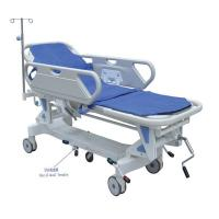 Wholesale PP Side Rails Transport Trolley Hospital Patient Transfer Cart Multi - Functional from china suppliers