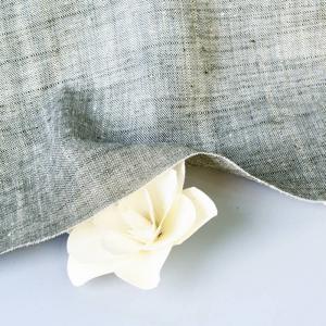 Wholesale Retro Slub 25% Linen 75% Viscose Yarn Dyed Fabric from china suppliers
