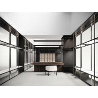 China Cloth designer work rooms by work station tables and display racks in Wardrobe closet used stainless steel factory work on sale
