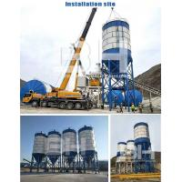Wholesale Bolted Type Cement Silo 50T - 2000T With Strong Anti Corrosion Ability from china suppliers