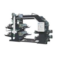 Buy cheap Customized Size Flexographic Printing Machine With Magnetic Tension Control from wholesalers