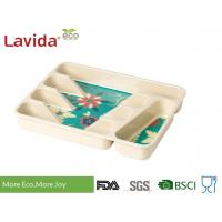 Wholesale Professional Restaurant Use Bamboo Lunch Trays Non - Toxic Environmental Friendly from china suppliers