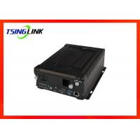 Quality HD 1080P Hybrid 4G Bus Mobile Vehicle DVR with Hard Disk Real-Time Video for sale