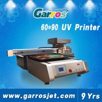 China A1 UV printer, cell phone case/plastic card/transparent business card printing machine on sale