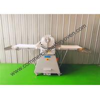China Bakery Bread Dough Bread Dough Sheeter Non Stick Surface Low Noise on sale