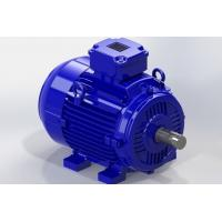 China Super Silent 3 Phase Motor , AC Servo Motor With Output Shaft 1450RPM on sale